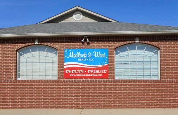 Medlock and West Real Estate Office in Springdale, Arkansas